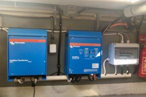 Nytt strømsystem