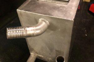 Reparasjon av septikktank